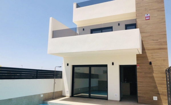 Luxury Terraced Villas with Private Pool