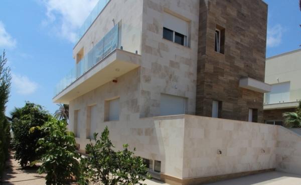 Luxury Villa Under Construction Close to La Zenia Beach