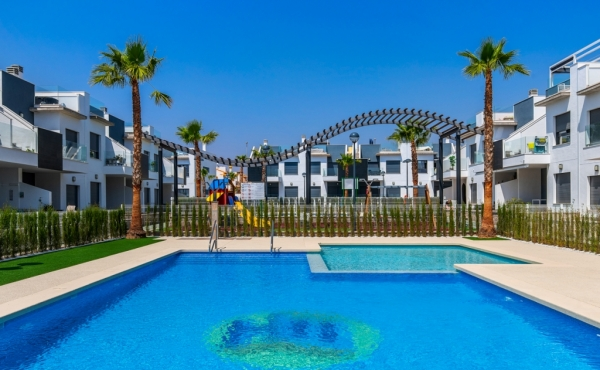 Beautiful Bungalows Resort Pilar Del Horadada