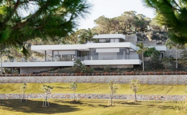 Luxury Golf Homes in Las Colinas Golf & Country Club - Costa Blanca Spain Villa Madrono