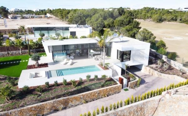 Luxury Golf Homes in Las Colinas Golf & Country Club - Costa Blanca Spain Villa Mimosa