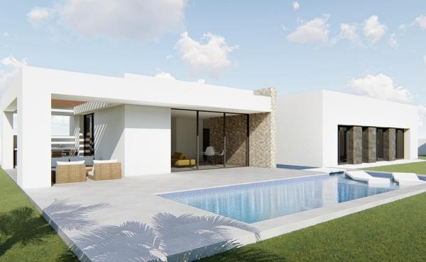 Key-ready La Cala villa with 3 bedrooms in Javea