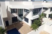 SHLN1518, Exclusive Villas for sale in Torrevieja near the beach in Costa Blanca.