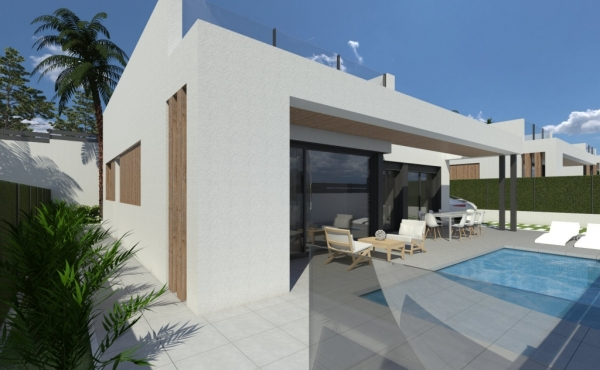 Beautiful Rio Verde stunning Bungalows situated In Camporverde