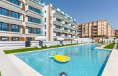 SHLN1516, Beautiful key ready Penthouse Apartment with sea views located at Mare Nostrum is a lovely residential located in Guardamar del Segura. It's only 2 minutes walking distance to the beach