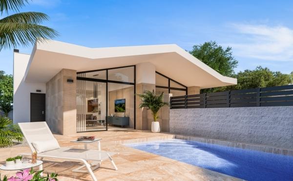 Mediterranean style Villas available in the stunning village Benijofar