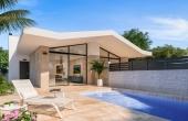SHLN1525, Mediterranean style Villas available in the stunning village Benijofar