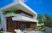 SHLN1527, Fabulous 3 bedroom 3 bathroom deatched Villa in the fabulous Spanish Village  Benijofar