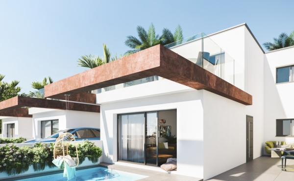 Beautiful South Facing Detached Villas in Dolores Starting from 215,000