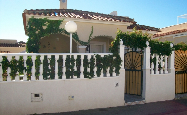 Two Bedroom Detached Villa, Lo Crispin, Algorfa